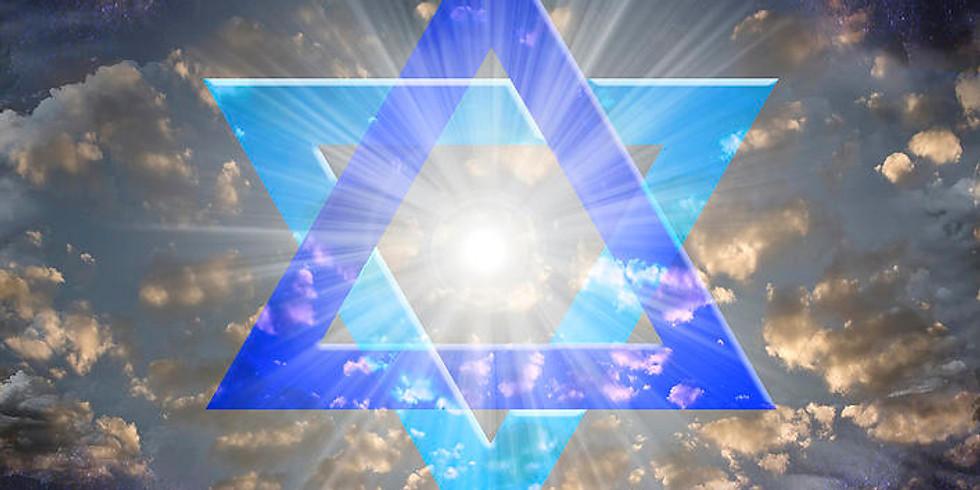 """""""A Aurora do Meu Mundo"""" Meditação & Transmissão Jesus Cristo Cósmico"""