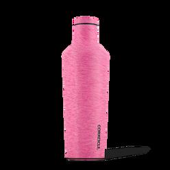 16oz Heathered Pink Canteen