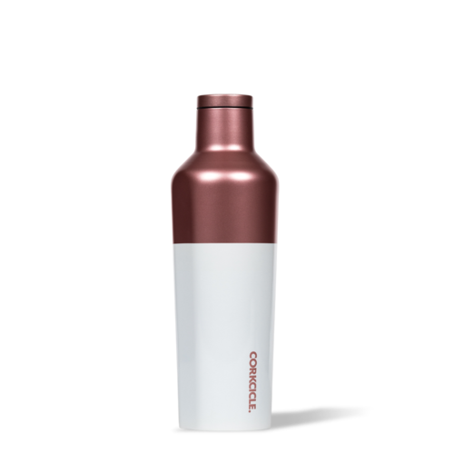 16oz Color  Block Canteen Modern Rose