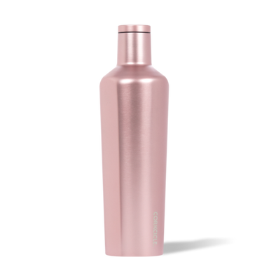 25oz Rose Metallic Canteen