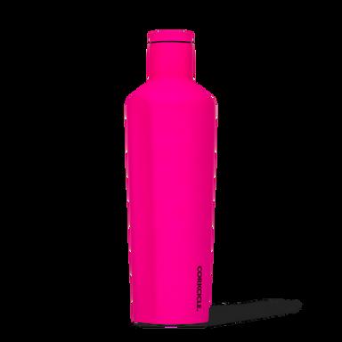 25oz Canteen Neon Pink
