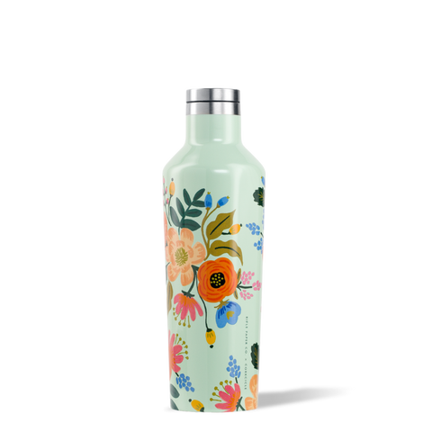 16oz Lively Floral Canteen