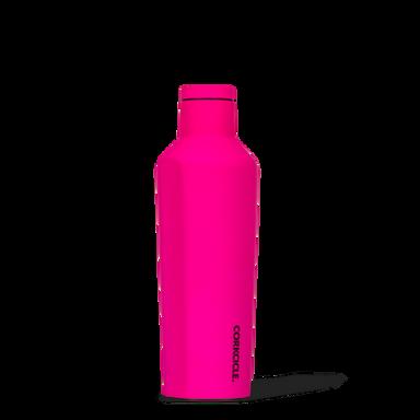16oz Canteen Neon Pink