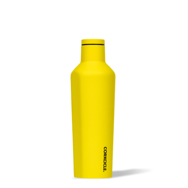 16oz Canteen Neon Yellow