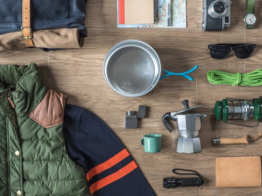 8 Incredible Camping Themed Promotional Products