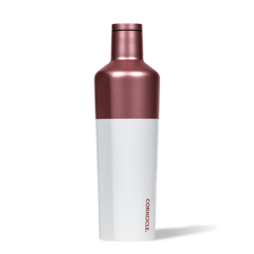 25OZ Color Block Canteen Modern Rose