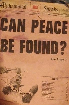 Vintage Muhammad Speaks January 10, 1969