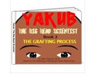 Yakub The Big Head Scientist Book 2: The Grafting Process