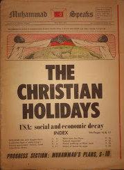 Vintage Muhammad Speaks January 1, 1971