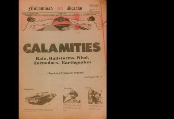 Vintage Muhammad Speaks April 19, 1974