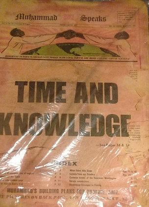Vintage Muhammad Speaks February 18, 1972