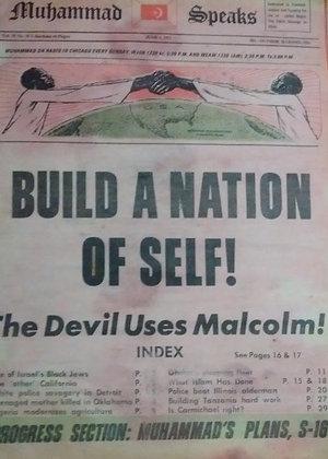 Vintage Muhammad Speaks June 4, 1971