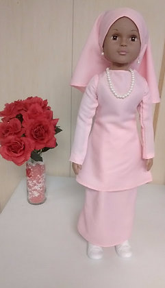 Pre Ramadan 2020 Sale MGT Keepsake Doll (White Garment Only)