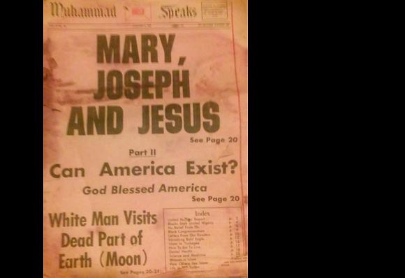 Vintage Muhammad Speaks January 3, 1969