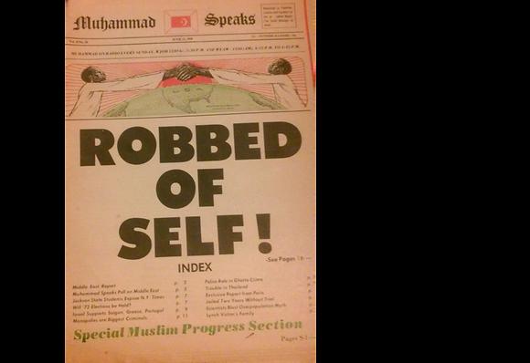 Vintage Muhammad Speaks June 12, 1970