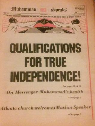 Vintage Muhammad Speaks September 27, 1974