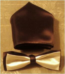 Tu Tone Bow Tie Set