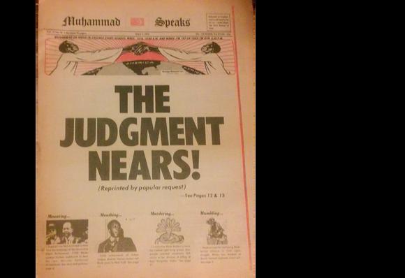 Vintage Muhammad Speaks May 3, 1974