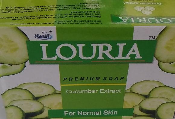 Halal Cucumber Soap