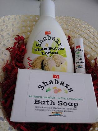 Shabazz Gift Set