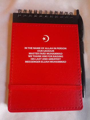 Nation of Islam Notepad Set