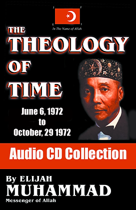 The Theology of Time Audio CD Collection