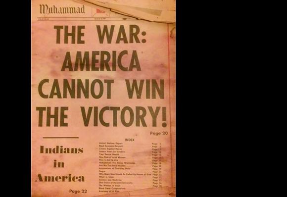 Vintage Muhammad Speaks March 28, 1969