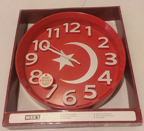 Nation of Islam 3D Quartz Wall Clock
