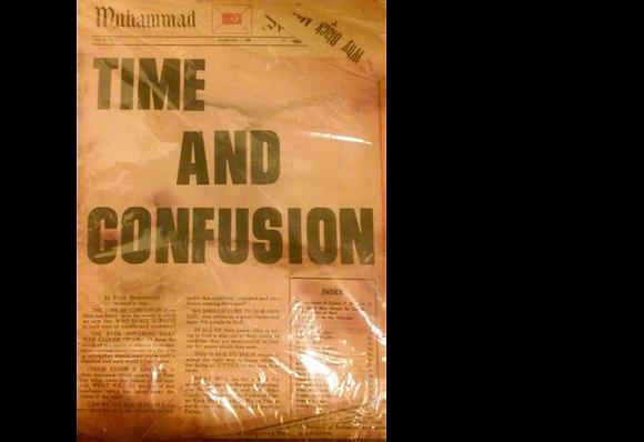 Vintage Muhammad Speaks February 7, 1969