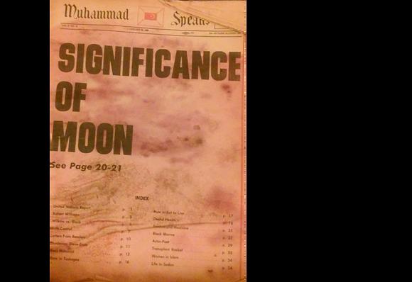 Vintage Muhammad Speaks January 24, 1969
