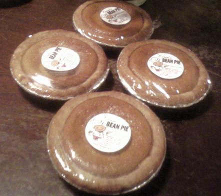 6 inch Bean Pie