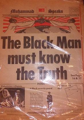 Vintage Muhammad Speaks May 11, 1973