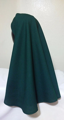 Medium 3 pc. Poly Poplin Qur'an Green Garment