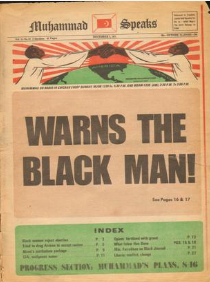 Muhammad Speaks Newspaper December 3, 1971