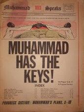 Vintage Muhammad Speaks January 15, 1971