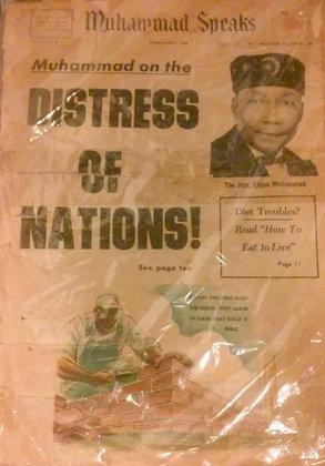 Vintage Muhammad Speaks, February 9, 1968