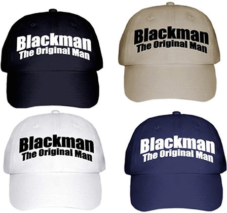 Blackman Original Man Cap