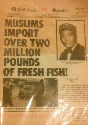 Vintage Muhammad Speaks March 1, 1974