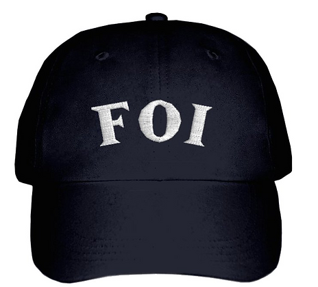 FOI Embroidered Cap