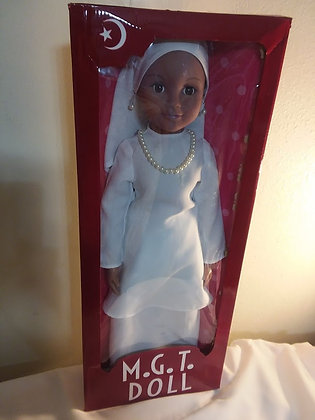 M.G.T. Rare Boxed Keepsake Doll