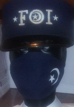 Nation of Islam F.O.I. Uniform Face Mask