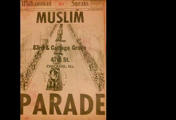 Vintage Muhammad Speaks August 1, 1969