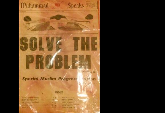 Vintage Muhammad Speaks November 7, 1969