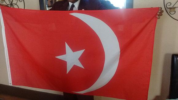 Nation of Islam Pole Flag