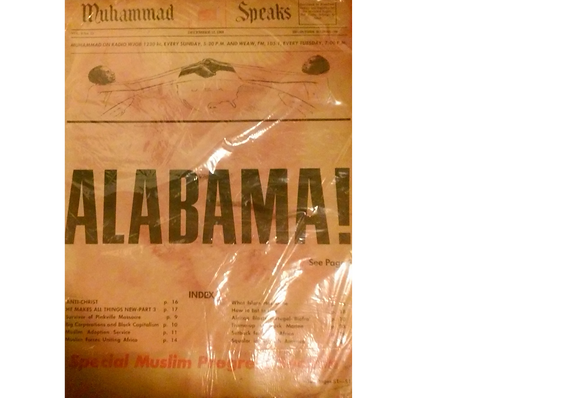 Vintage Muhammad Speaks February 12, 1969