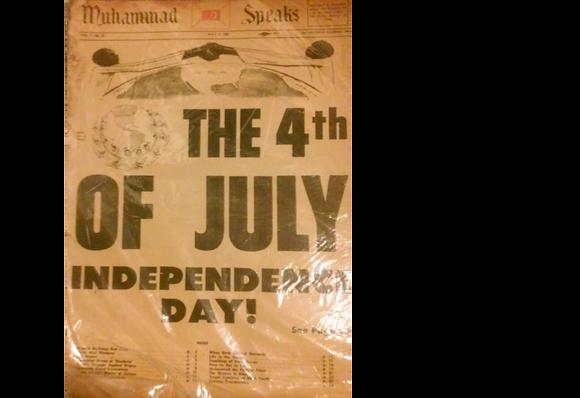 Vintage Muhammad Speaks July 11, 1969