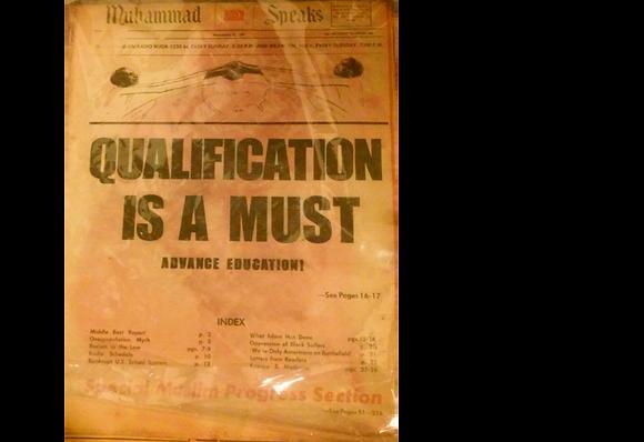 Vintage Muhammad Speaks August 20, 1969