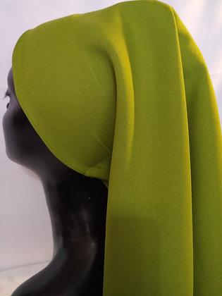 Light Olive Green Headpiece