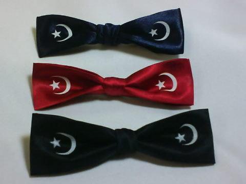 Moon & Star Bow Tie
