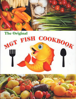 The Original MGT Fish Cookbook